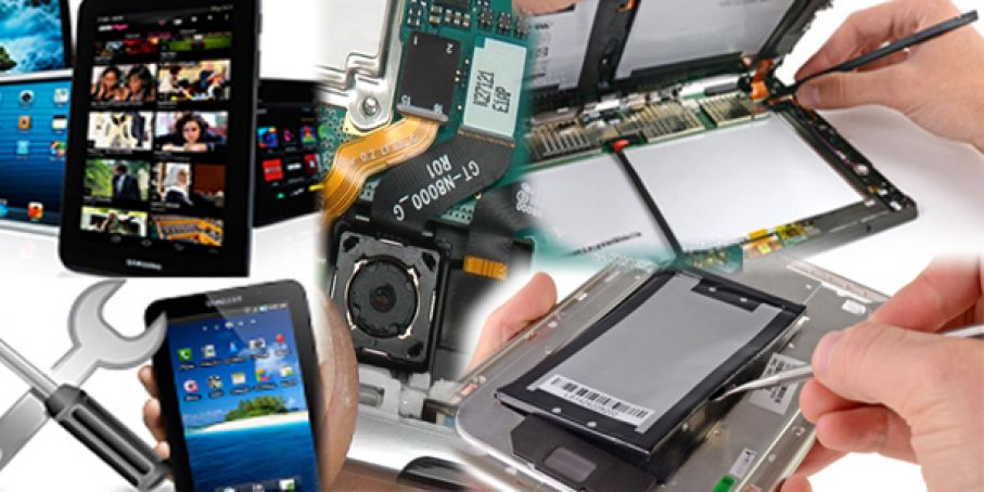 Repair your smart device
